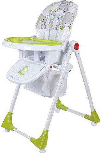 Sun bébé confort Lux Chaise haute, Vert