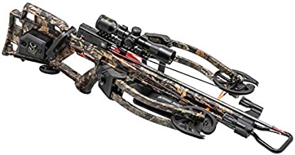 Wicked Ridge RDX 400 Crossbow with ACUdraw Pro, Multi-Line Scope, Package