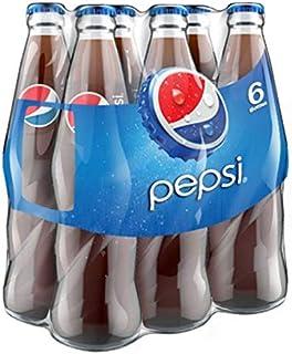 Pepsi Shrink Wrap Bottle, Pack of 6 - 250 ml