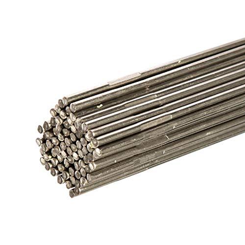 USWELDWIRE ERNI55 1/16' 3/32' 1/8' ENiFe-Cl Nickel 55 Cast Iron TIG Welding Rod NI55 1 Lb or 2 Lb...