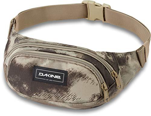Dakine Hip Pack, riñonera de 2compartimentos con cremallera, funda para las gafas de sol Riñonera de talla única, accessorio, unisex