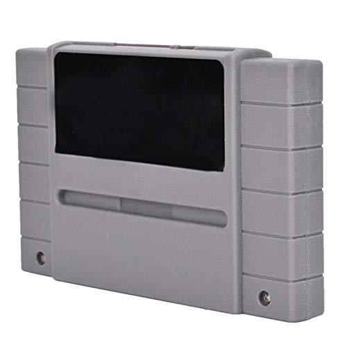 DAUERHAFT ABS-Spielekonsolenkarte Schnelles ROM-Laden der Spielkarte Langlebig, für SFC Super Family-Computer EverDrive-Kassette SD2SNES, Unterstützung für microSD