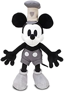 Disney Steamboat Mickey Mouse Plush -- 18'' by Disney