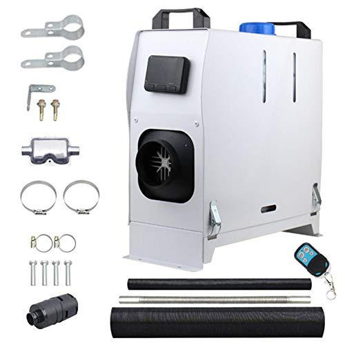 Bulary All In One 12 V 8 KW Diesel Luftheizung Auto Standheizung Fernbedienung LCD Display Klimaanlage Maschine Air Diesel Heizung Für Auto LKW Boot