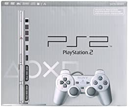 Playstation 2 Silver Hardware