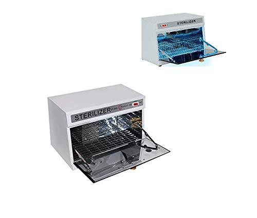 Salon Professional UV Ultraviolet Tabletop Tool Sanitizer Spa Cabinet Sterilizer