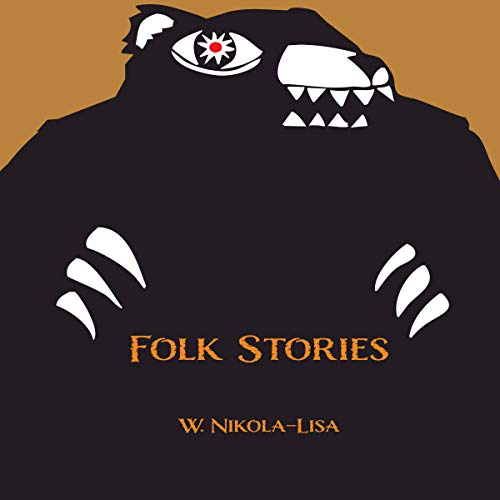 Folk Stories audiobook cover art