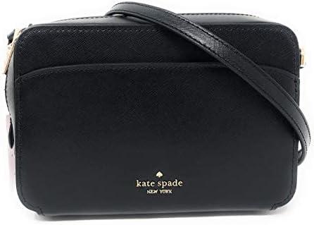 Kate Spade New York Lauryn Camera Crossbody Bag in Black product image