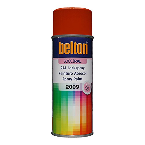 belton 324036 SpectRAL 2009 glänzend Sprühdose, verkehrsorange