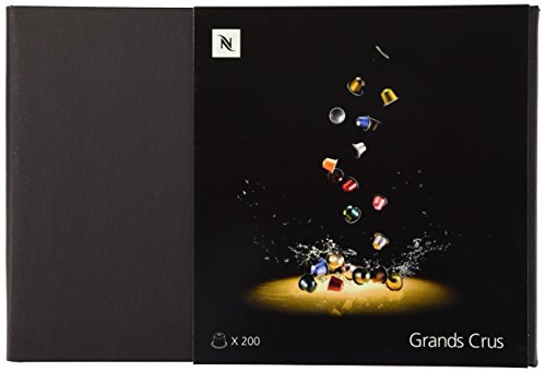 200 Nespresso OriginalLine:16 Grands Crus