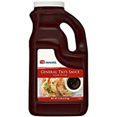 Minor's General Tso's's Sauce is a popular Asian flavor that boasts bold sweet and spicy accents Infused with ginger, molasses and crushed hot peppers This Chinese food favorite goes great with everything from pork and beef to chicken and vegetables ...