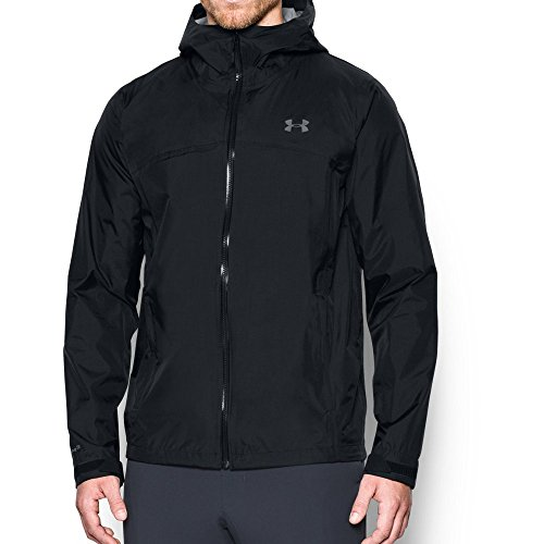 Under Armour Men's UA Surge Jacket, Black (001)/Graphite, X-Large