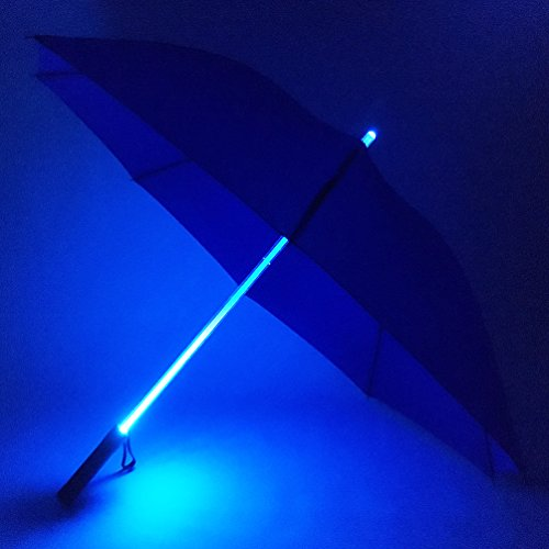 Light Up Umbrella - Change Colors with Multi Color LED Lights