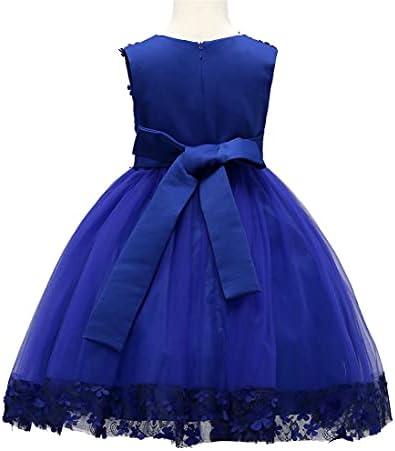 Childrens blue dress _image0