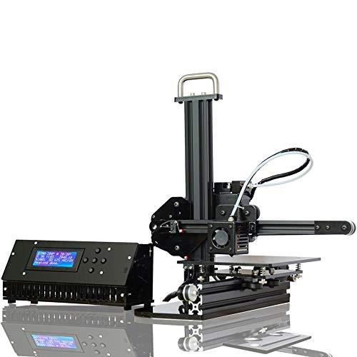 H.Y.FFYH Imprimante 3D X1 Imprimante 3D de Bureau 150 x 150 mm x 150 mm avec Impression Hors Ligne de Carte SD de Soutien d'écran LCD