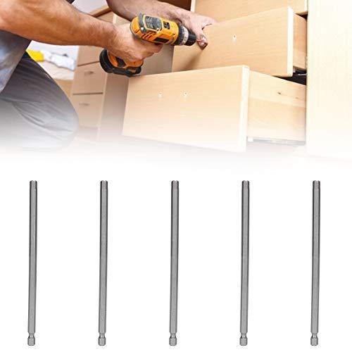 Puntas de destornillador hexagonal, puntas de destornillador de 10 piezas para reemplazo
