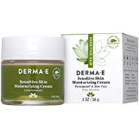 2-Pack Derma-E Sensitive Skin Moisturizing Cream, 2 Ounce