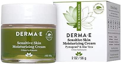 DERMA-E Sensitive Skin Moisturizing Cream, 2 oz