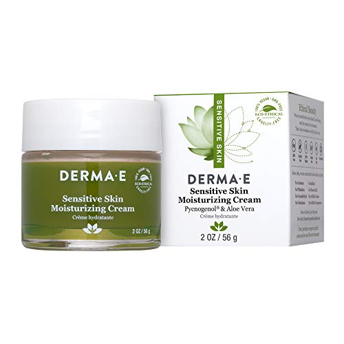 DERMA-E Sensitive Skin Moisturizing Cream, 2 oz