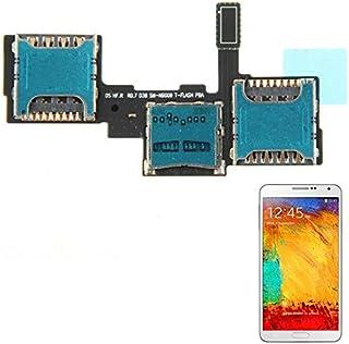 كابل مقبس بطاقة الشريحة عالي الجودة من LGYD SPAREPART متوافق مع Galaxy Note III / N9002 / N9009