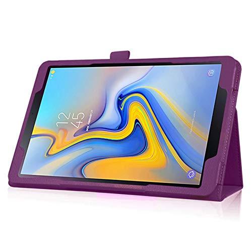 Lobwerk móvil para Samsung Galaxy Tab a SM de t590T59510.5Pulgadas 2018Smart Cover Funda con Función Atril Morado Morado
