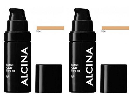 Alcina Perfect Cover Make-up light 2x30ml