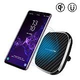 Nillkin Chargeur sans fil rapide voiture, [réglable] Qi Voiture Chargeur sans fil à Induction Rapide pour iPhone 11/11 Pro/11...