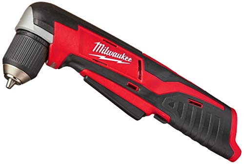 Product Image 6: Milwaukee 2415-20 M12 12-Volt Lithium-Ion Cordless Right Angle Drill, 3/4 In, Bare Tool, Medium