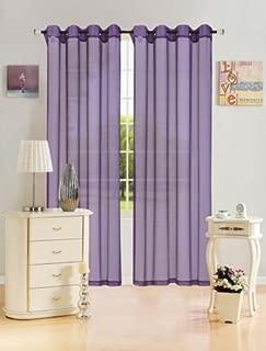 quinn lattice grommet top curtain panel