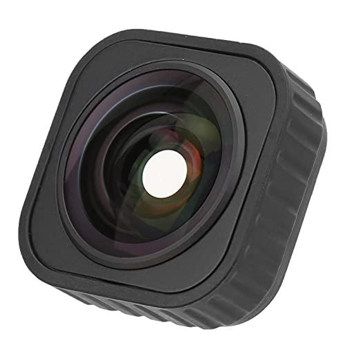 BOLORAMO Sportkamera-Weitwinkelobjektiv, Weitwinkel-Kameraobjektiv Optisches Glas 16.4Ft Wasserbeständigkeit für Sportkameras für Fotografie-Enthusiasten