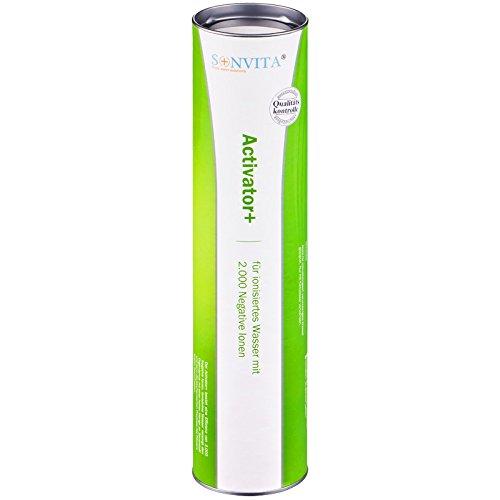 Sonvita Activator+ Wasserveredelung Filterkartusche