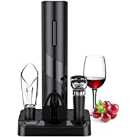 Tebikin Electric Wine Opener Set