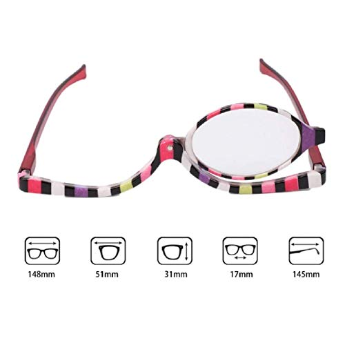 Young21 make-up bril vergrootglas cosmetische lezen glas vouwbril