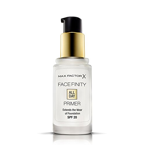 Max Factor Facefinity All Day Primer Base per Fondotinta, 05 Translucent - 30 ml