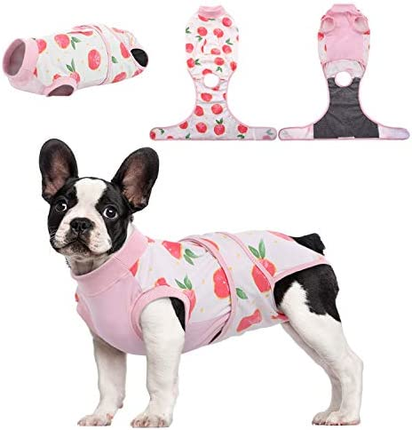 Kuoser Recovery Suit for Dogs Cats After Surgery Professional Pet Recovery Shirt Dog Abdominal product image