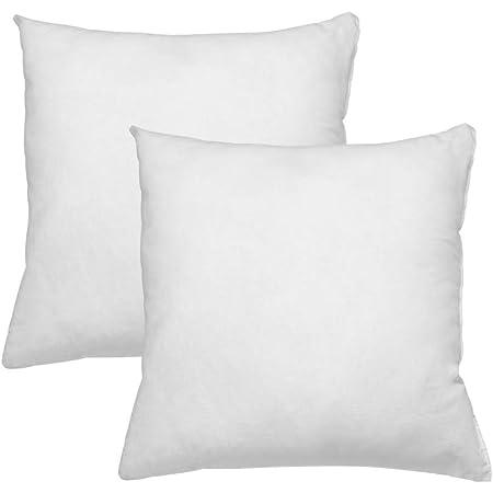 Imbottitura cuscini 45 x 45   Imbottitura 2 cuscini   Imbottitura cuscini per divano. Imbottitura cuscini decorativi, cuscini letto, cuscini divano. Imbottitura cuscini per divano. Cuscini morbidi.