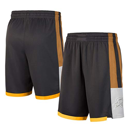 Gofei Men's and Women's Basketball Shorts, Fan's Collector's Edition Shorts, Breathable Game Uniform (S-XXL) (235687)