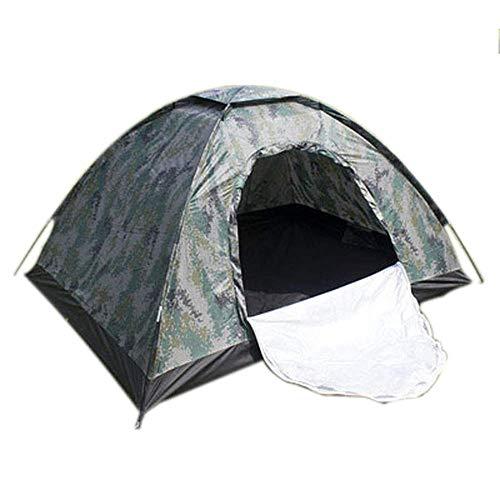 Busirsiz Digital doble, entrenamiento camping tienda de lluvia al aire libre, tienda de campaña turística fácil de instalar, adecuado para exteriores, senderismo y