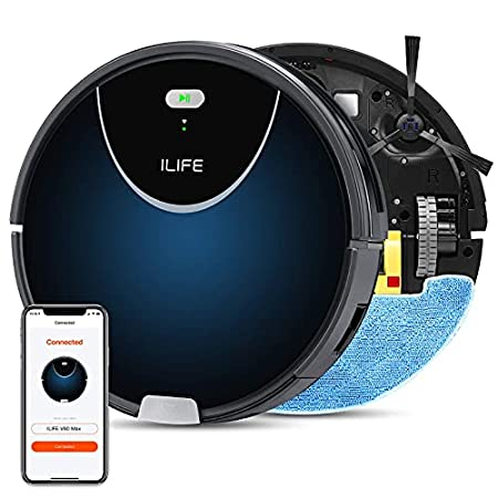 ILIFE V80Max Mopping Robot Vacuum