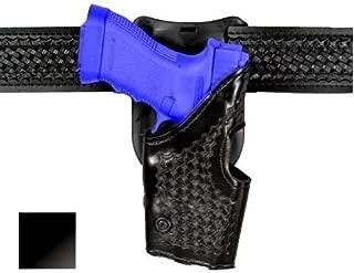 Safariland Model 2955 1.5-Inch Drop Level II Retention Holster, Low-Ride, Black, High Gloss, Glock 17, 19, 22, 23, 31