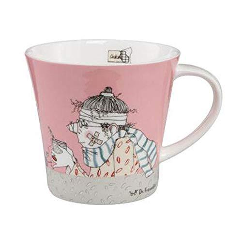 Goebel Get Better - Coffee-/Tea Mug Dr. Barbara Freundlieb Barbara Freundlieb Bunt Fine Bone China 27000571