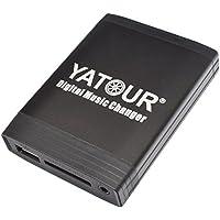 Yatour yt-m06–Adaptador Bluetooth y manos libres para radios de coche