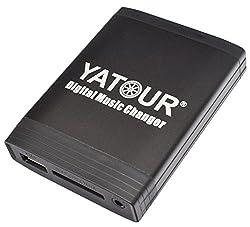 H Écoutez vos musiques préférées (en forme de fichiers MP3 et WMA) sur différents supports de stockage, tels que les clés USB, les cartes SD et les lecteurs MP3 / téléphones portables dans votre voiture. Radio audio Bluetooth La connexion directe au ...