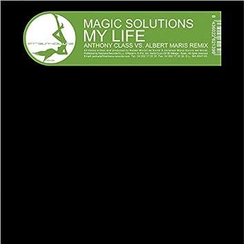"MX Freshouse Magic Solution "" My Life / My Life Anthony Class vs Albert Maris Remix"""