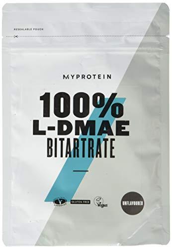 MyProtein 100% L-DMAE Bitartrate 1er Pack - 100g - Geschmacksneutral