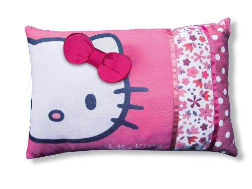 CTI 038779 Kissen Hello Kitty Flora / 28 x 42 cm