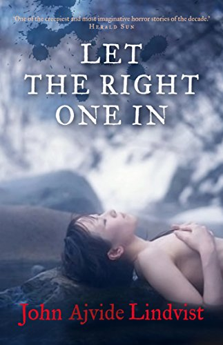 Ebook Let The Right One In By John Ajvide Lindqvist