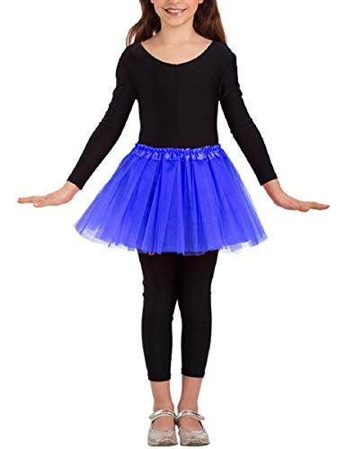 Falda tutú de tul para niñas - danza clásica - niña -...