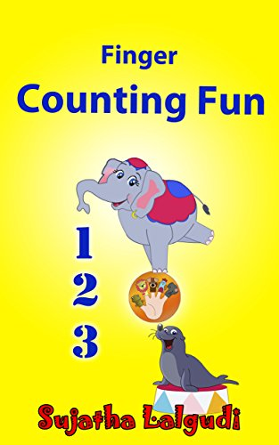 Children's book: Finger Counting Fun book: Childrens Counting books,Counting Picture book,(Counting book for toddlers),Children's Picture book (Animal ... for children - counting b