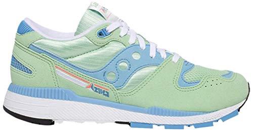 Saucony Azura, Zapatillas Deportivas. para Mujer, Azul Menta, 40 EU